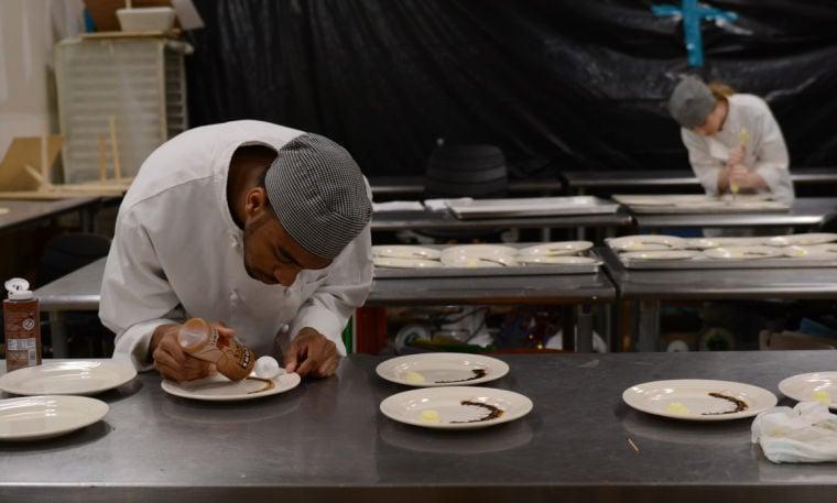Culinary arts on display
