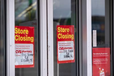 Cove CVS Closing