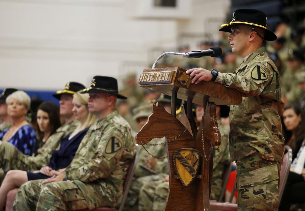 Greywolf welcomes new senior enlisted leader