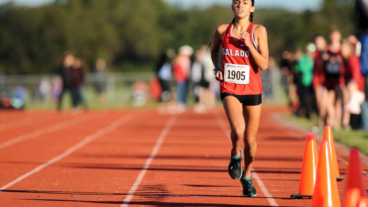 REGION IV-4A X-COUNTRY: McGregor among 3 Salado runners headed to state