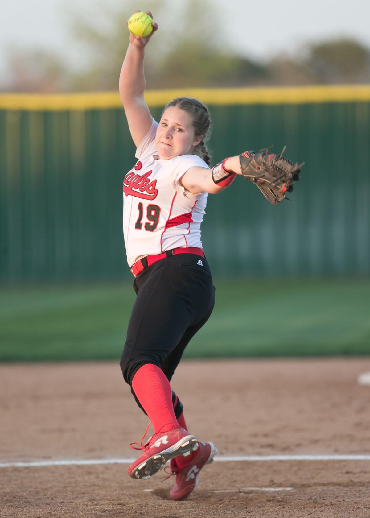Salado at Burnet Girls Softball