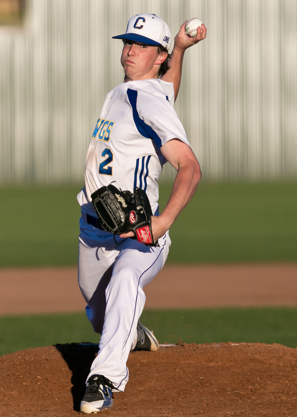 Shoemaker at Copperas Cove Baseball