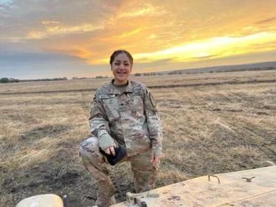 Sgt. Francine Martinez
