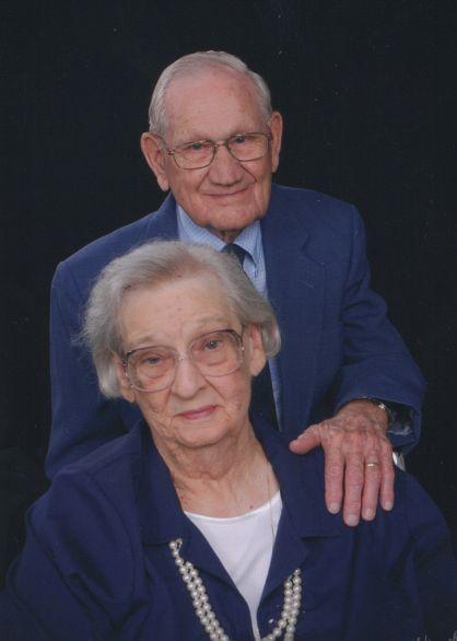 "Gordon ""Cotton"" and Mary Lynda Adams"