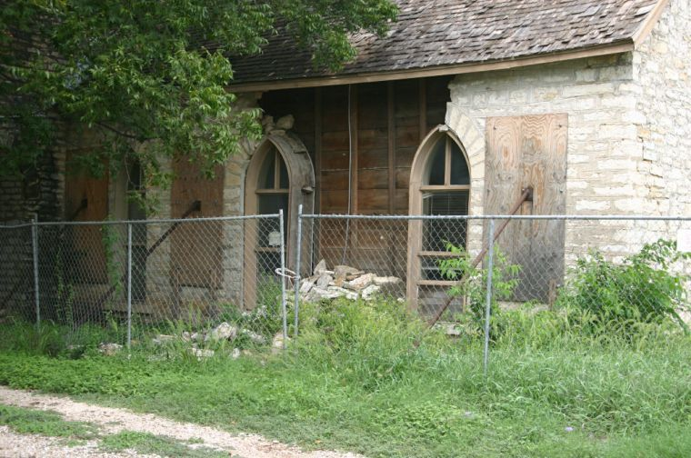 Historic Belton church