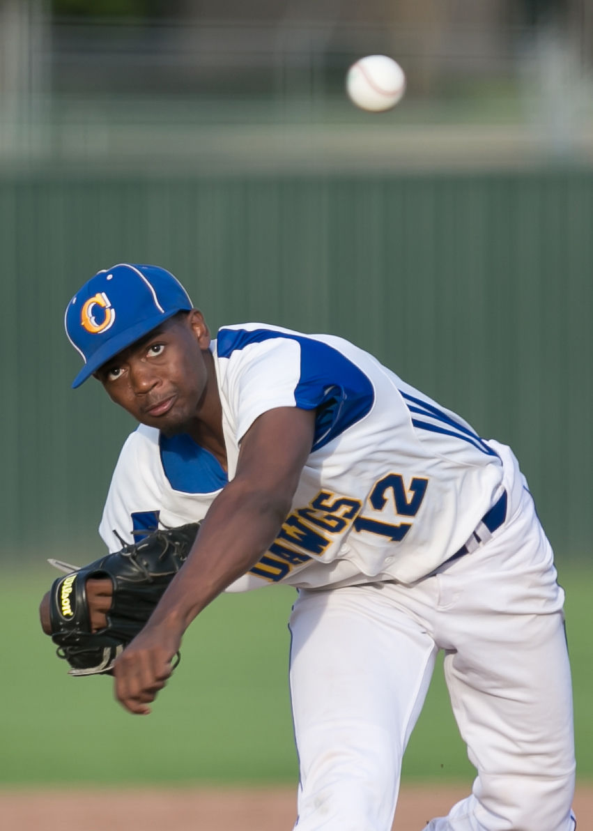 Harker Heights at Copperas Cove Baseball