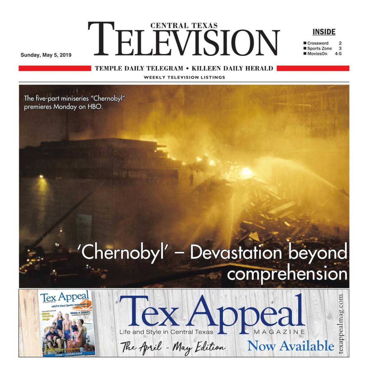 TV Book May 5th- 11th