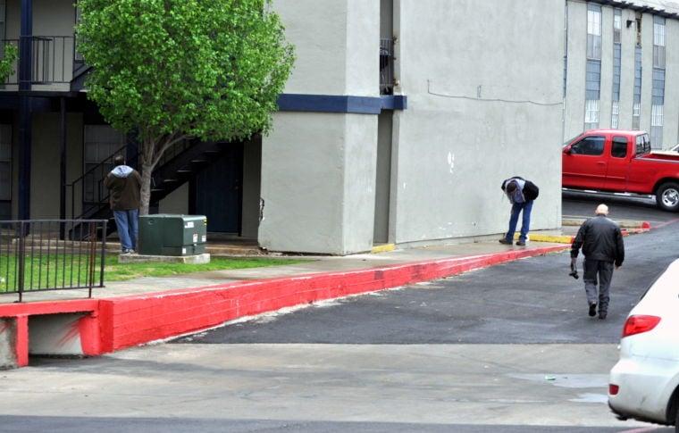 Terrace Apartment shooting