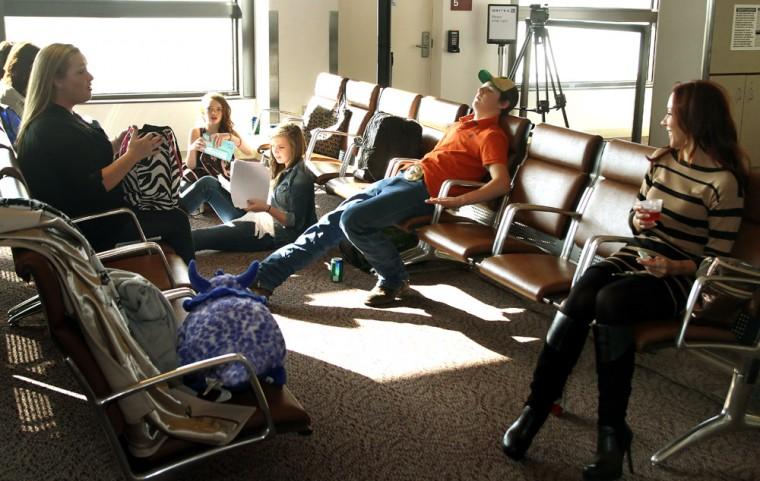Snowball Express at Killeen Airport