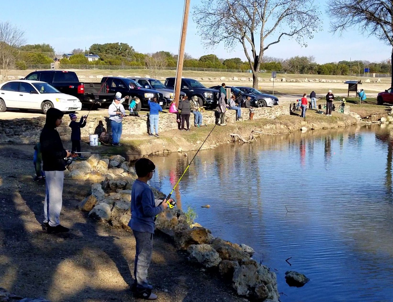 Copperas Cove Parks and Recreation Department to host free community fishing event next month