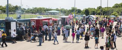 Battle of the food trucks