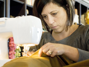 Extreme designer: Local business owner lends her talents to 'Makeover' project