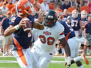 Former Shoemaker DL overcomes past to become force for Arkansas State