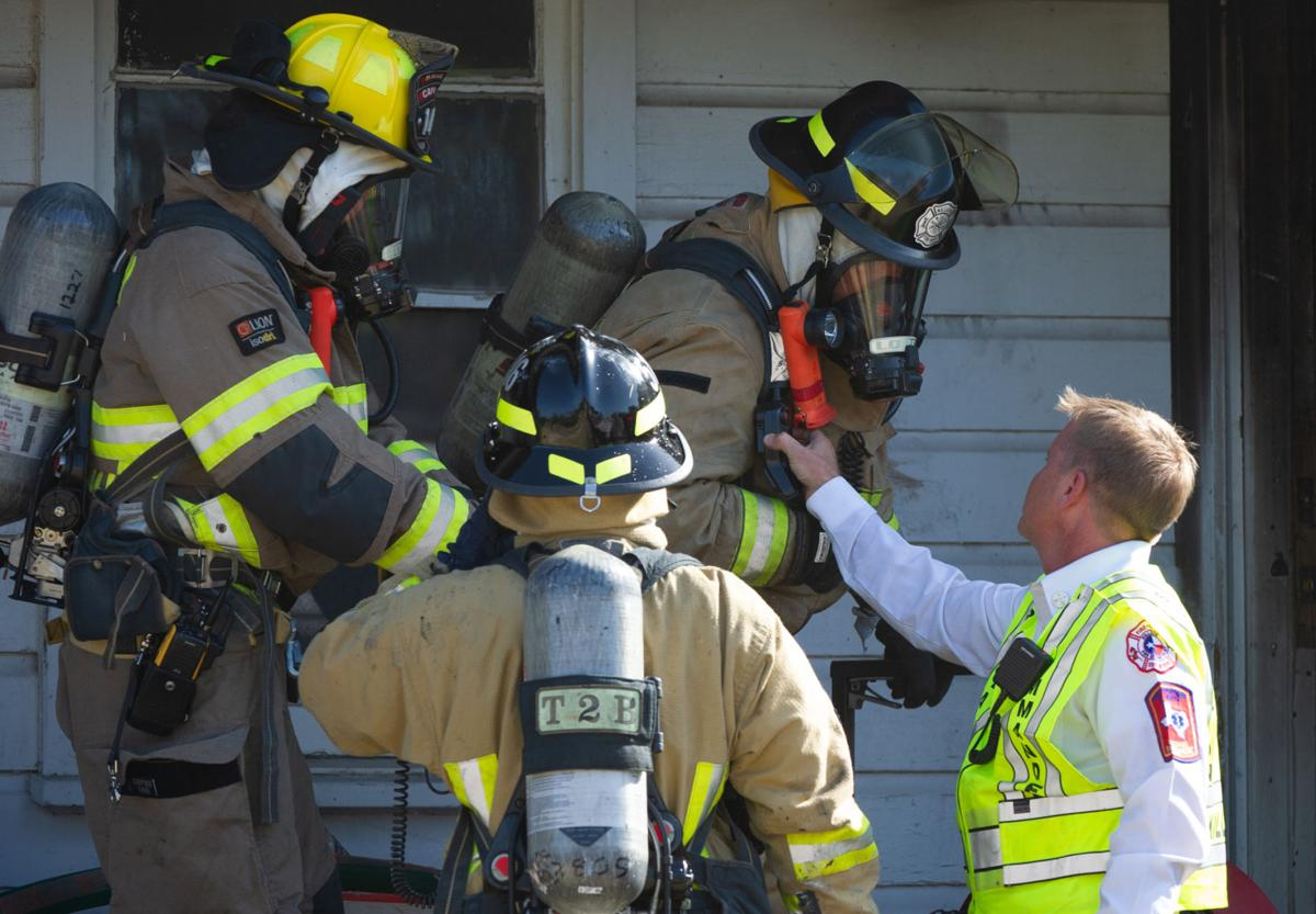 Burn Pits Firefighter Study