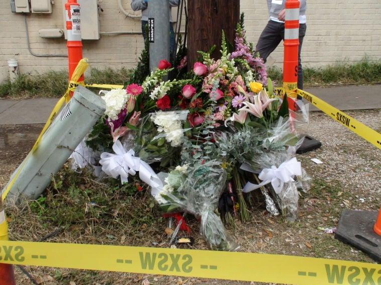 SXSW crash memorial