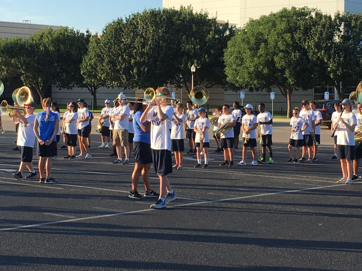 Pride of Cove Marching Band