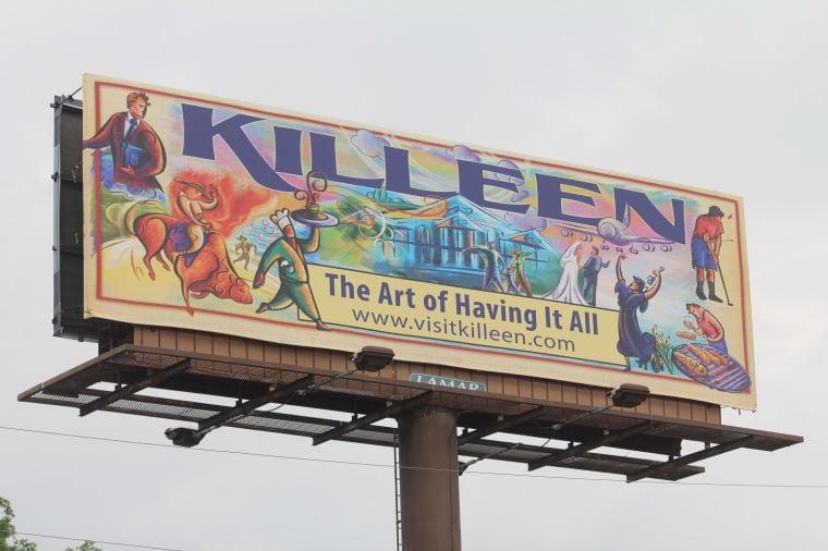 Killeen Billboard