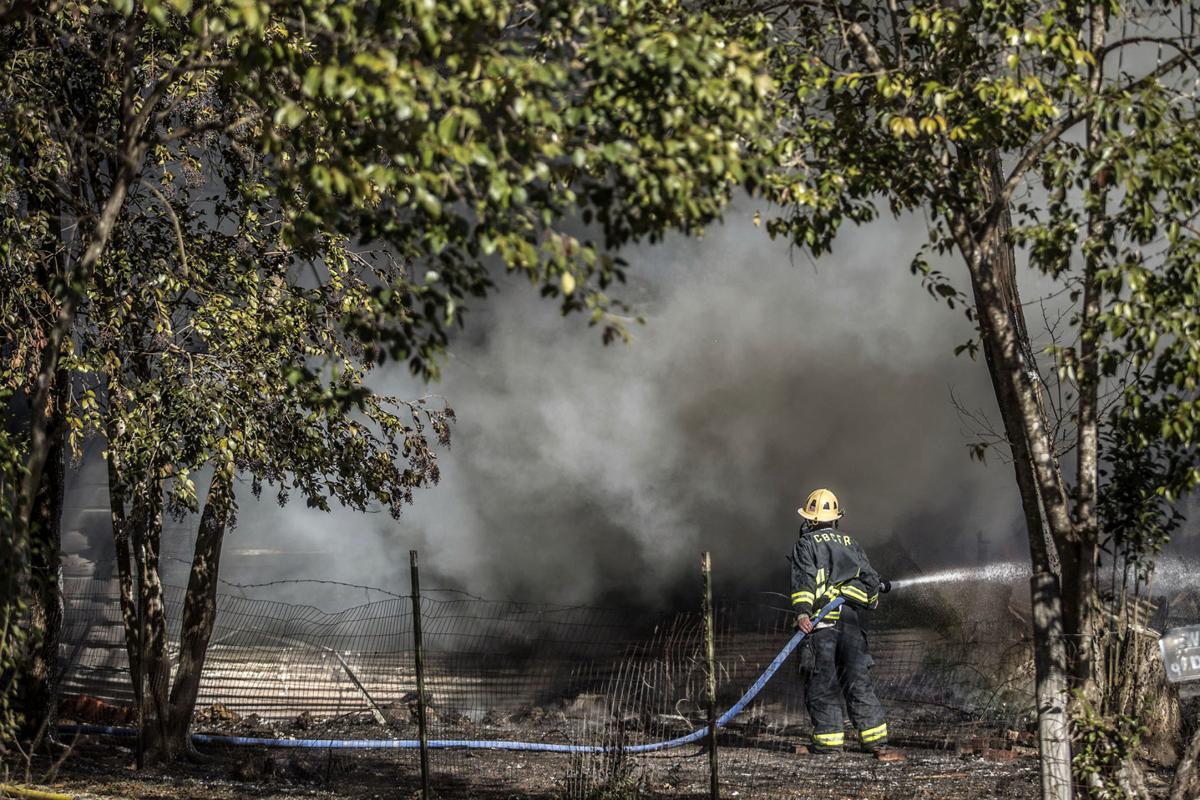 Belton Fire
