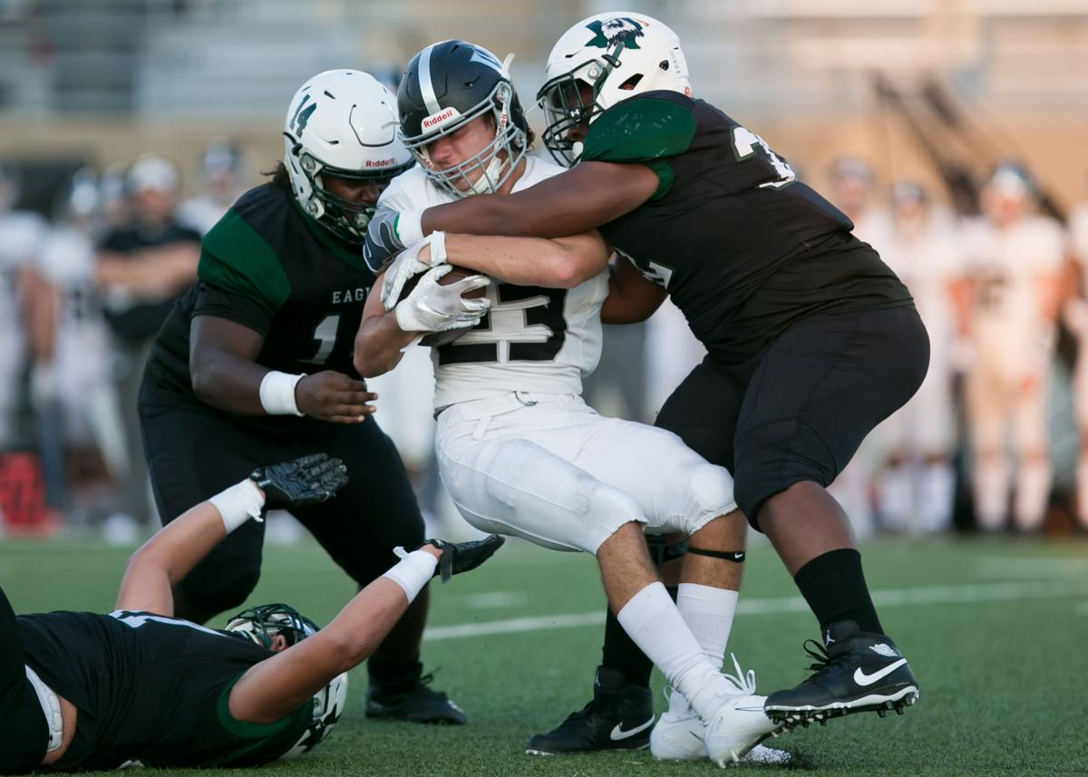 Vandegrift vs. Ellison Football-5