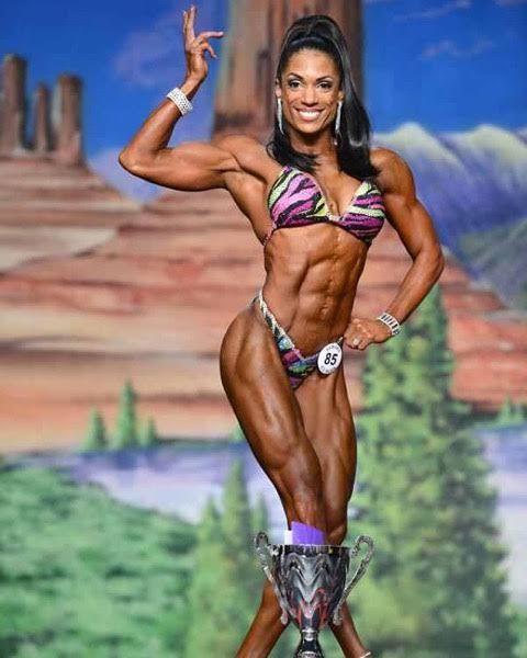 Jessica Gaines bodybuilder