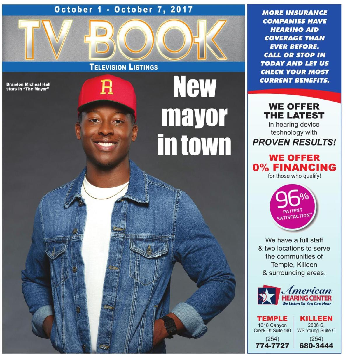 TV Book October 1st - 7th