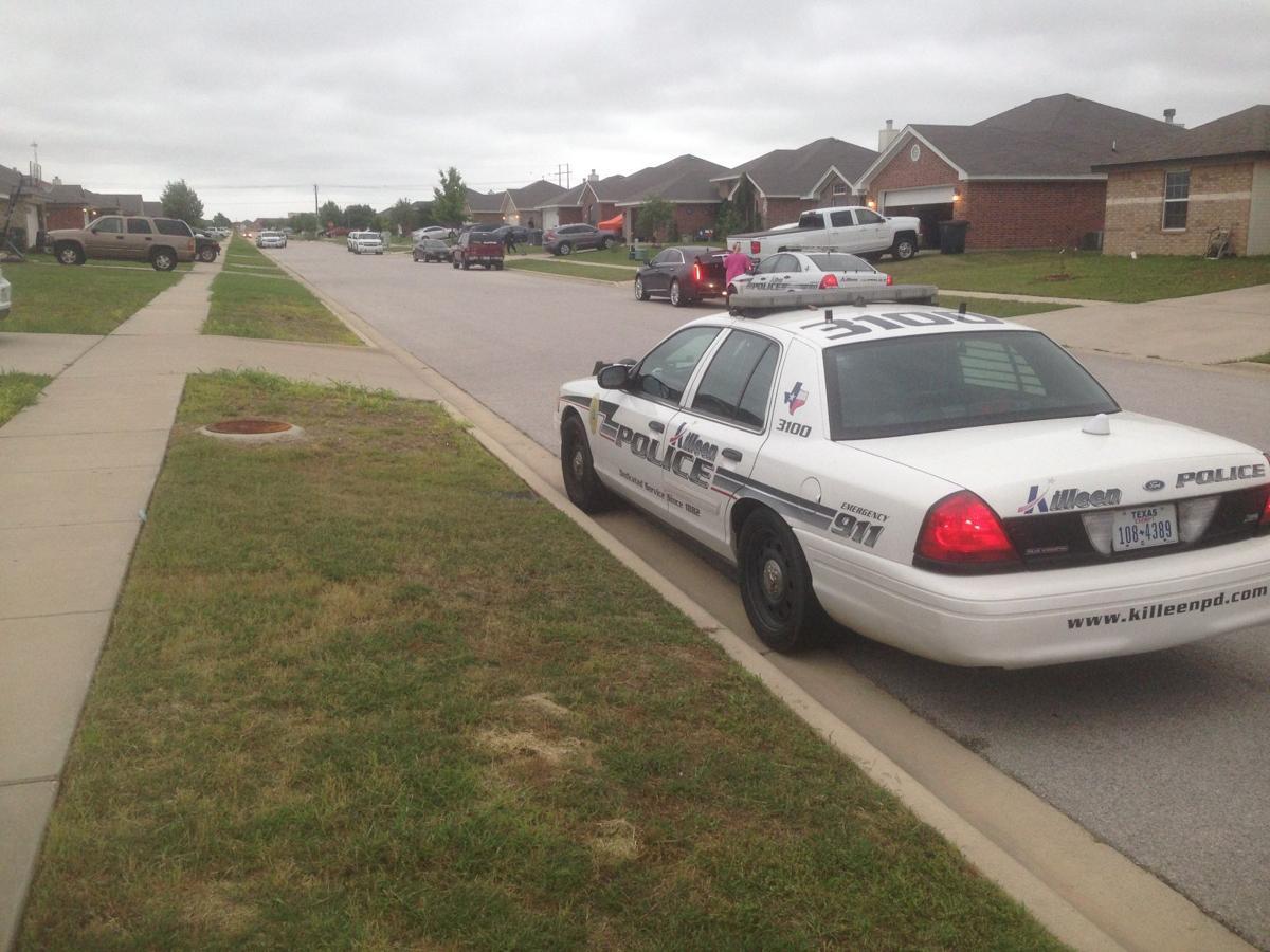 Killeen police armed standoff over in local neighborhood