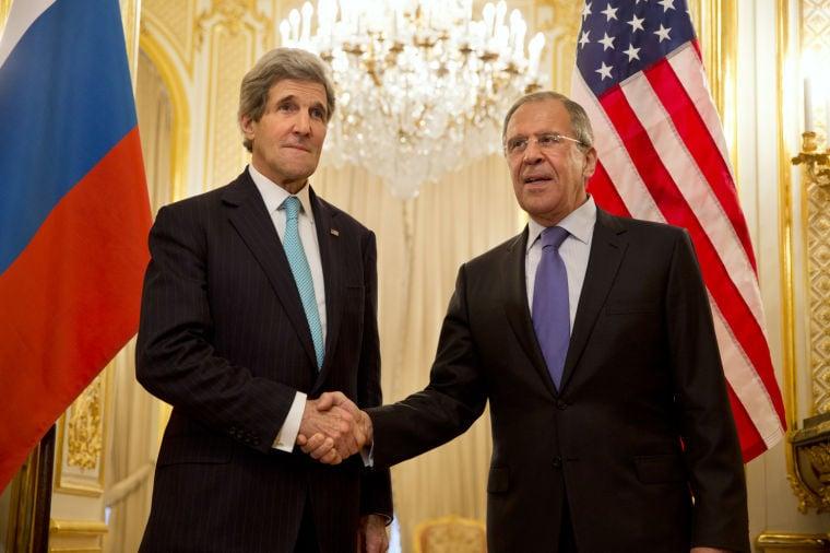 U.S., Russia meeting