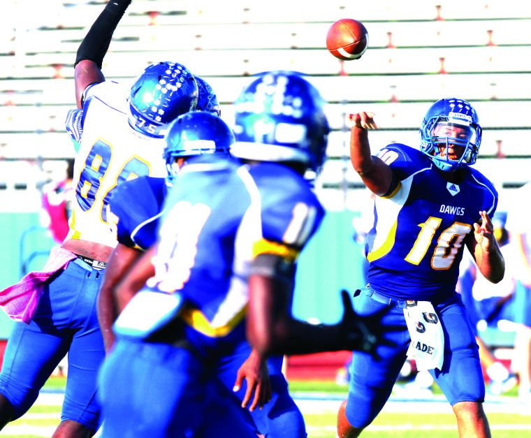 Copperas Cove Spring Scrimmage