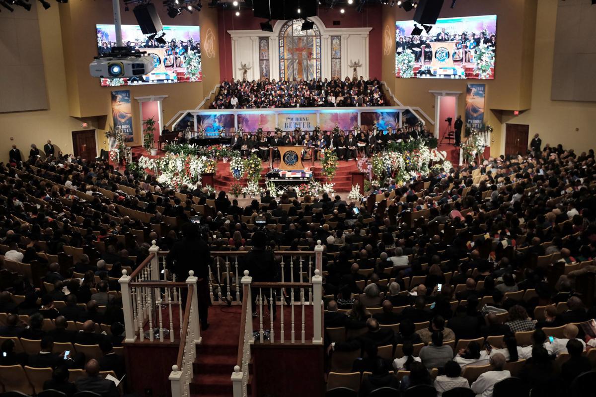 CHOP Funeral