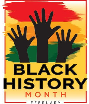 Black History Month Logo Tryouts