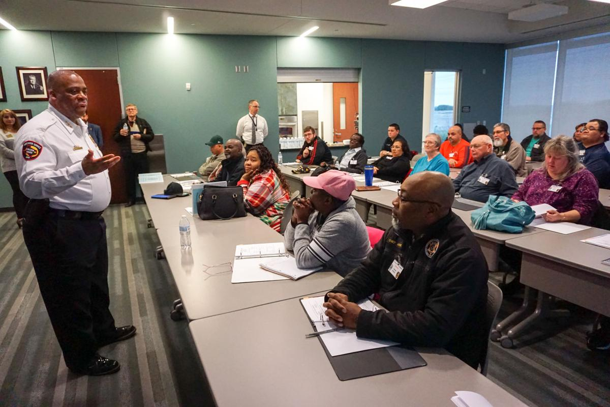 Killeen Citizens Police Academy