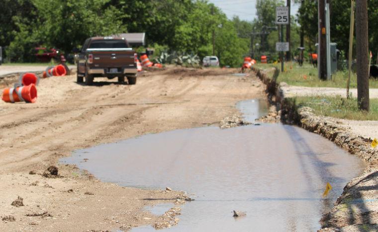 Nolanville City Road
