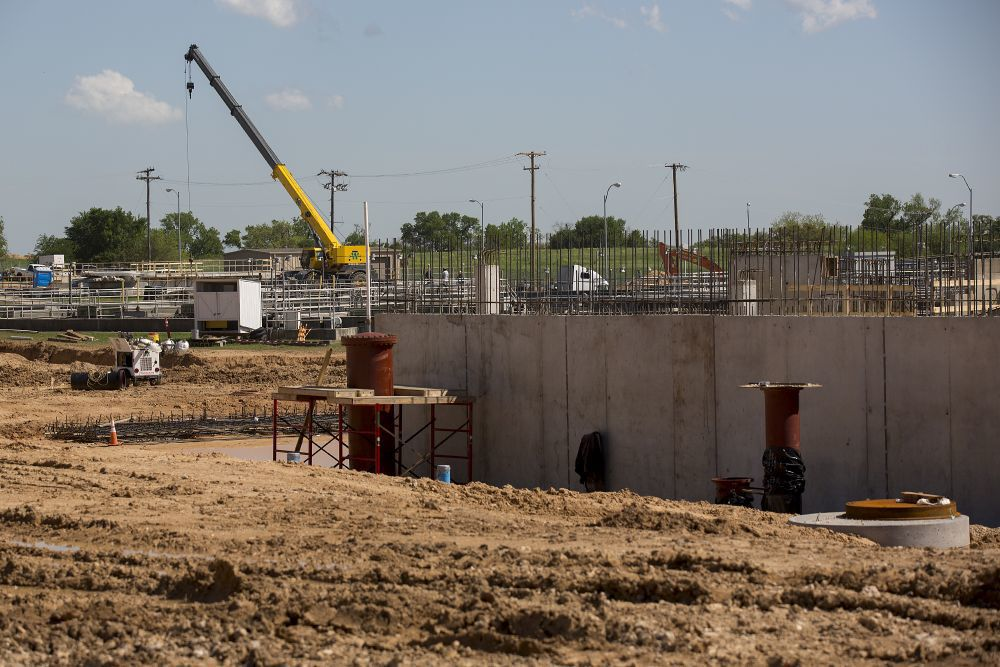 Temple-Belton Wastewater Treatment Plant