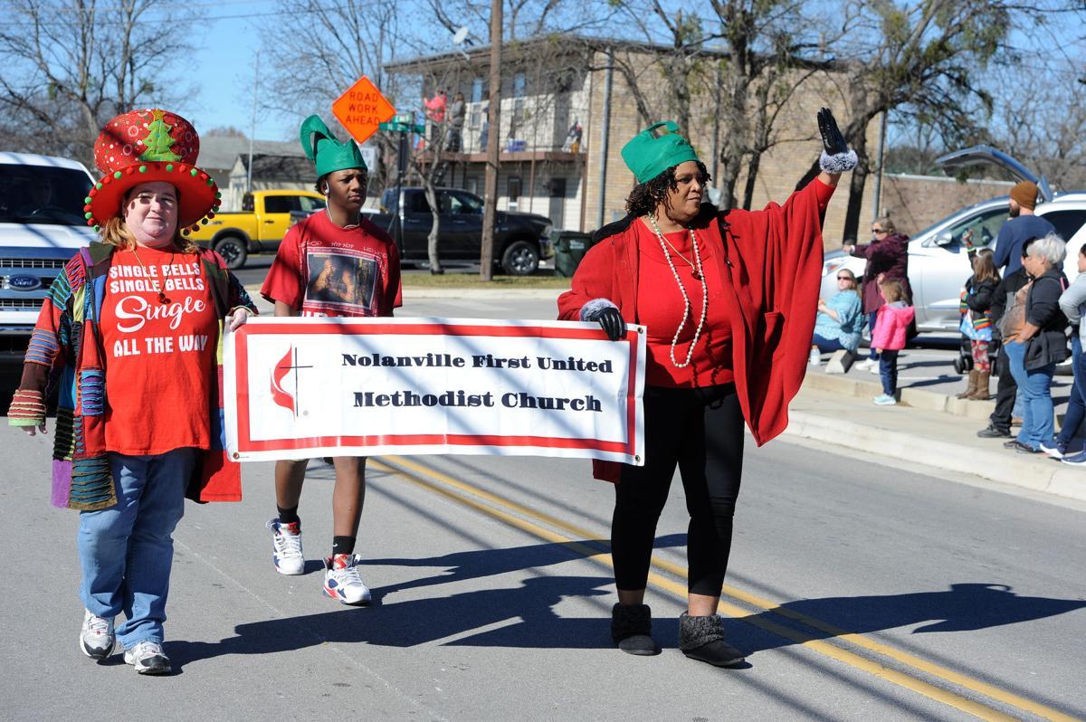 Nolanville First Responders Parade