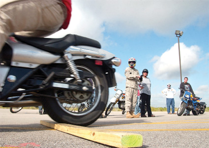 Motorcycle safety courses booming as sales soar