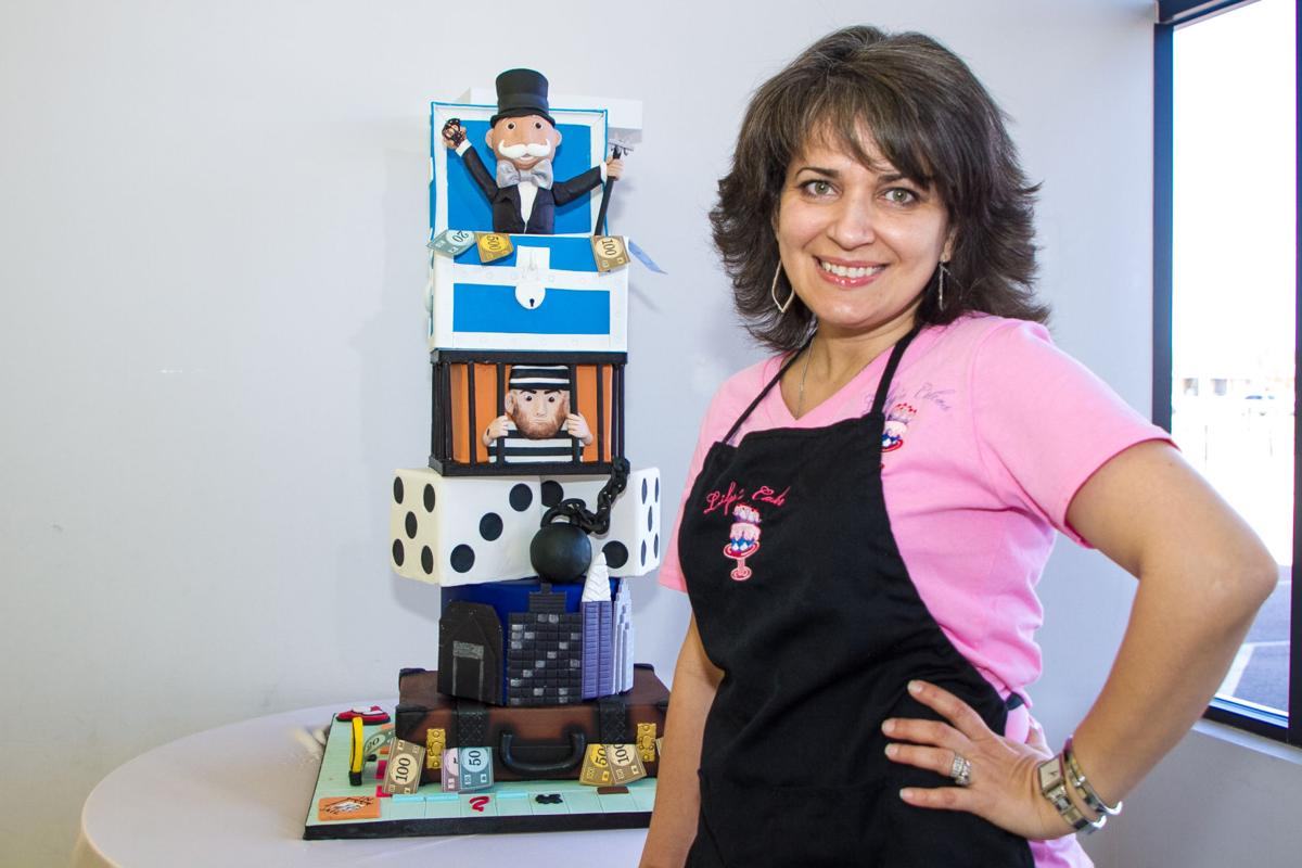 Lily's Cakes Wins Food Network's Cake Wars
