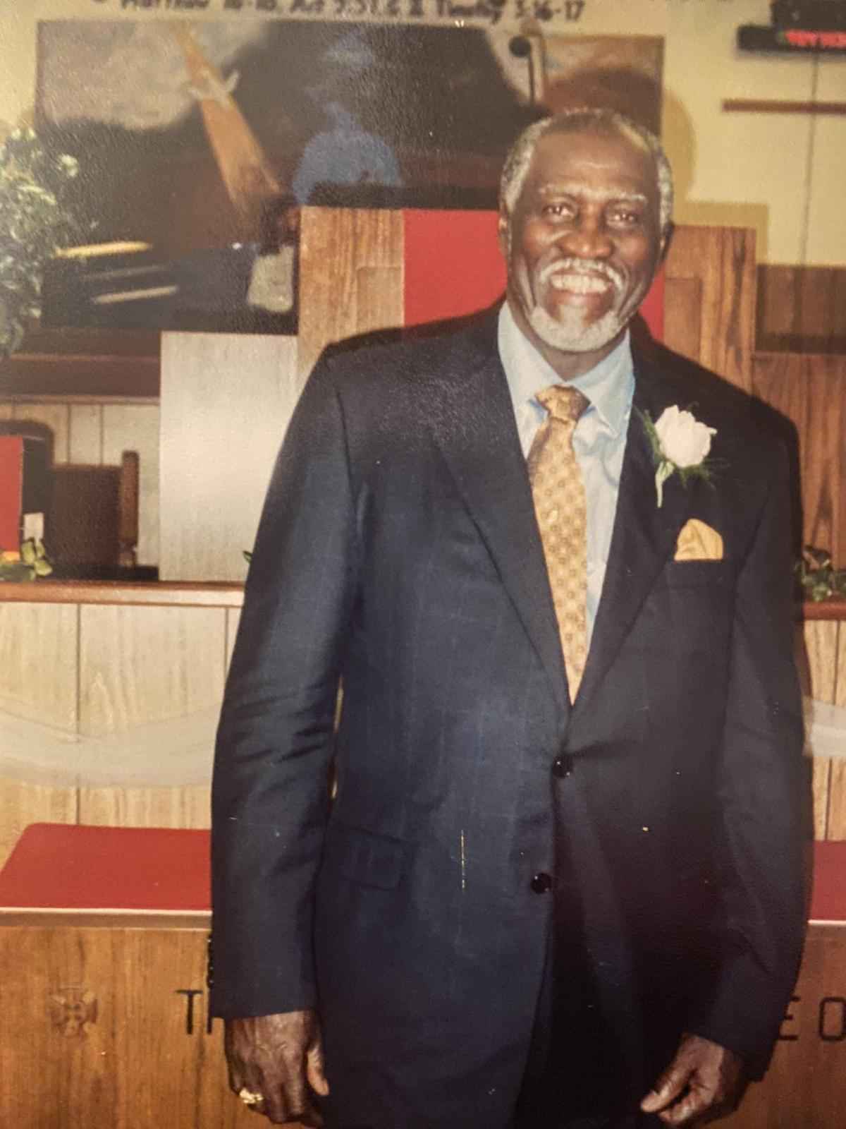 Pastor Hubert Debose, Sr.
