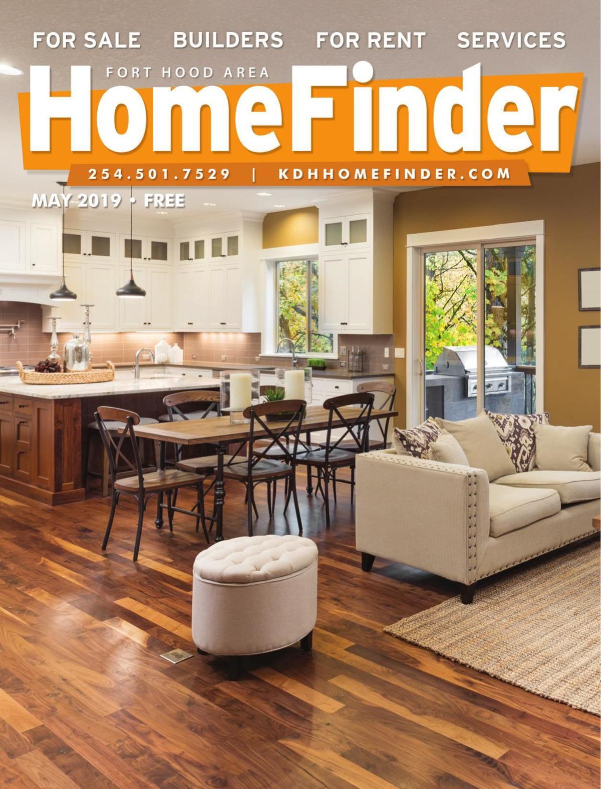 May 2019 Homefinder