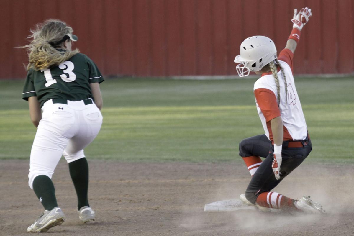 Ellison-Belton softball