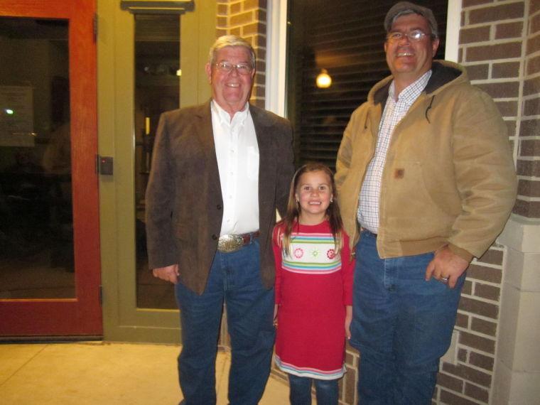 Lampasas county elections, Wayne Boultinghouse