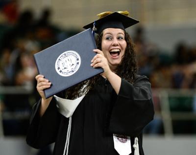 TAMUCT Graduation