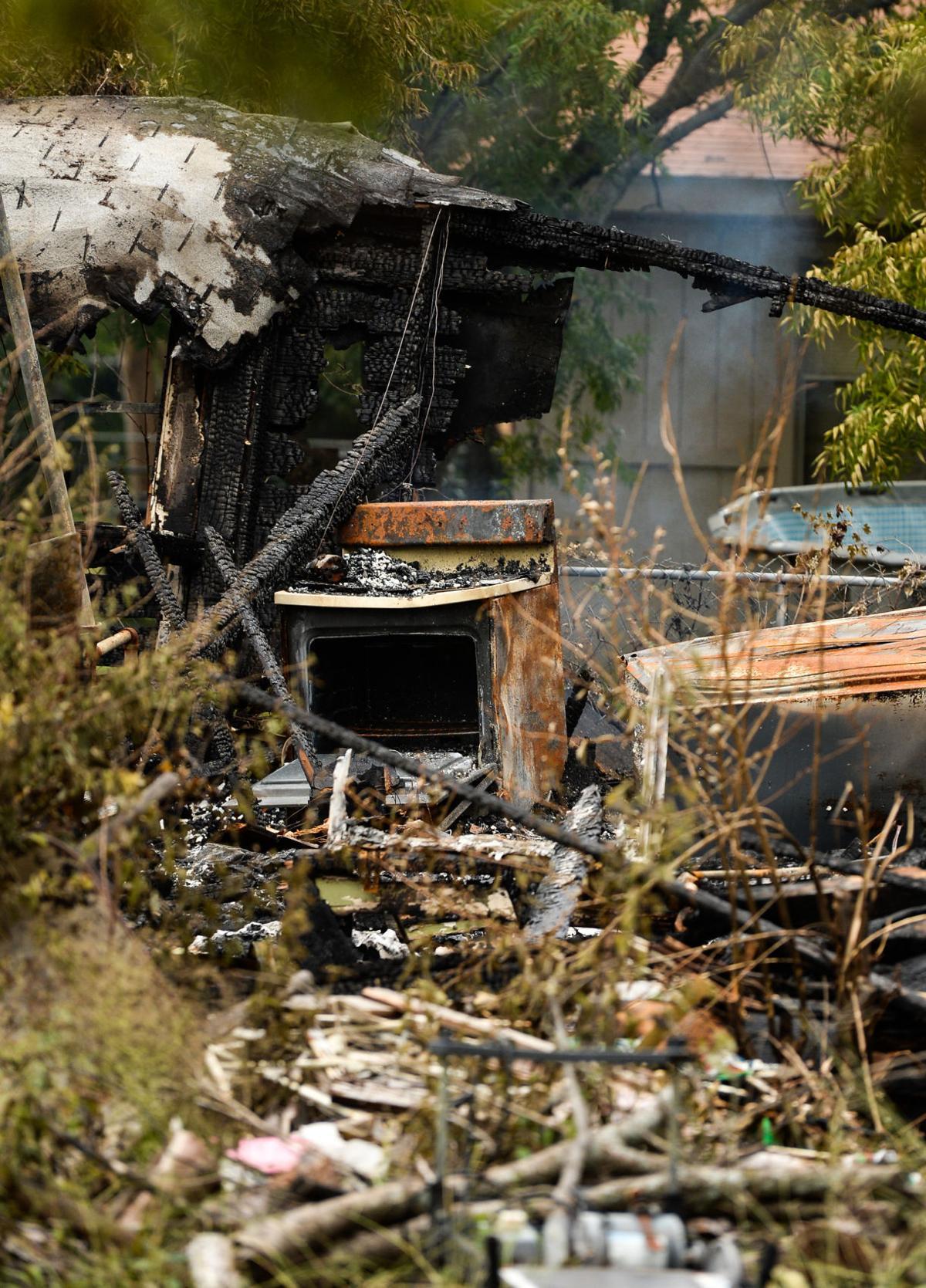 Burned House 2