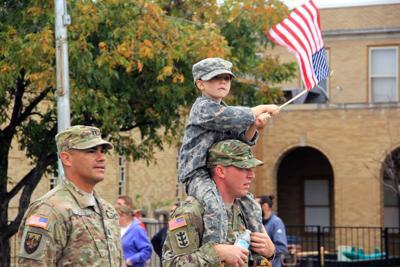 Killeen Veteran Parade