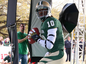 RG3 is in the game — EA Sports cover boy