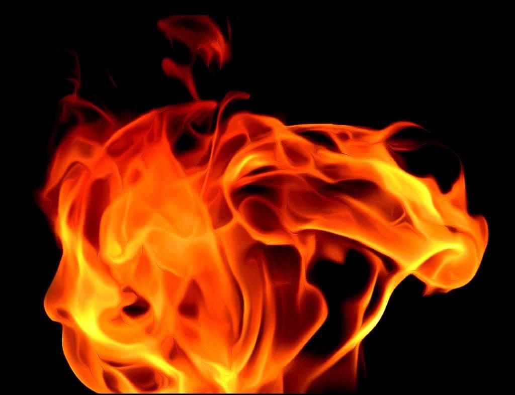 Fire - burn