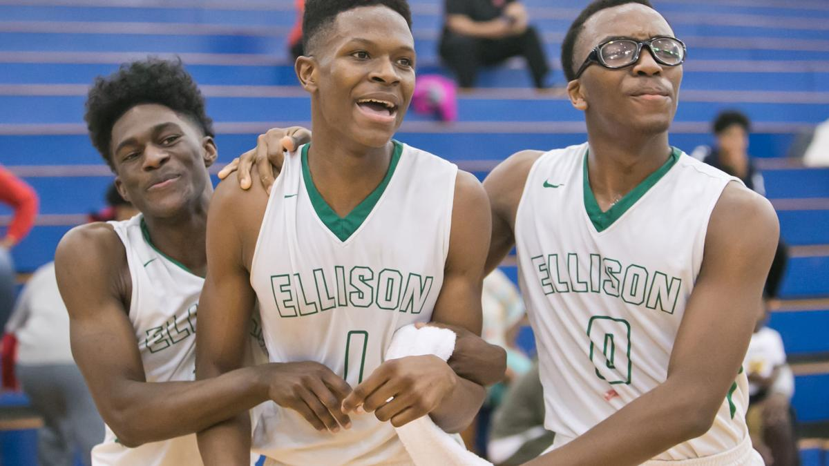 BOYS 6A PLAYOFFS: Armour beats the buzzer, sends Ellison into 2nd round