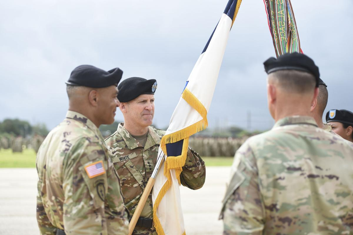 III Corps change of command
