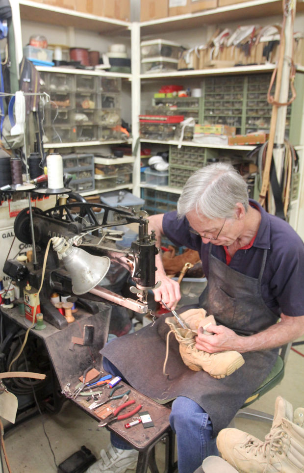 Tharpe's Boot and Shoe Repair | News