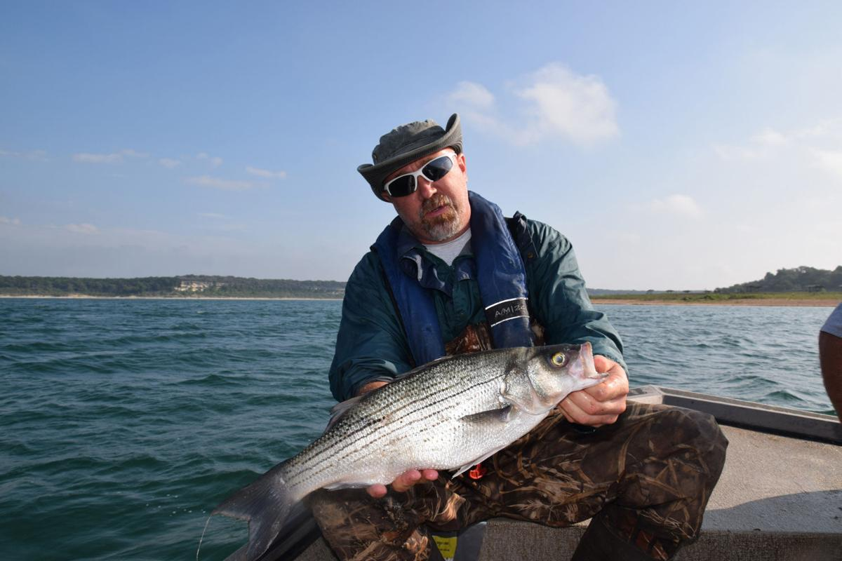Angling for answers news for Belton lake fishing