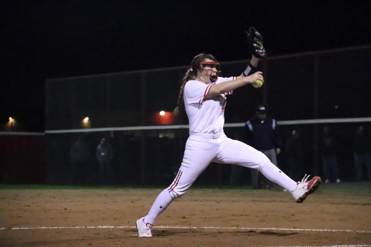 Cove-Belton softball